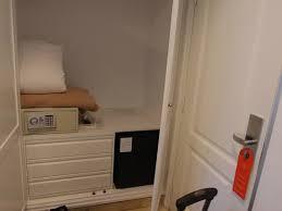 carlos v hotel adequate storage space room safe adequate storage space