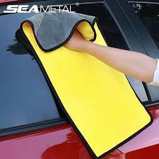 Cleaning Tools <b>Car Wash</b> Microfiber Towel <b>Auto Cleaning</b> Drying ...
