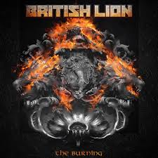 <b>British Lion - The</b> Burning - Out now! | Facebook