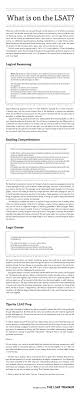 best ideas about what is logic typical interview an infographic about what is on the lsat logical reasoning logic games and