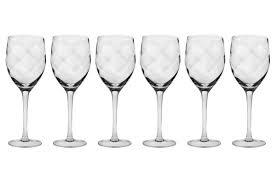 """<b>Набор бокалов для</b> красного вина Krosno """"Романтика"""" 320мл, 6 шт"""