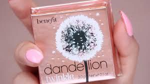 <b>Dandelion Twinkle</b> Highlighter - <b>Benefit</b> Cosmetics | Sephora
