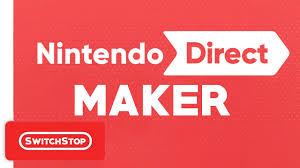 <b>Make Your OWN</b> Nintendo <b>Direct</b>! - YouTube