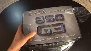 <b>EVGA</b> SuperNova G3 850W gold power обзор <b>блока питания</b> для ...