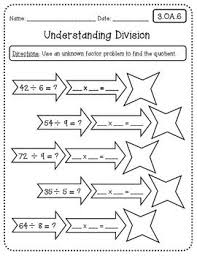 Math worksheets, Common core math and Worksheets on PinterestCommon Core Math Worksheets - 3rd Grade