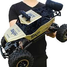 <b>28cm RC Car 1/16</b> 4WD Rock Crawlers 4x4 Driving Car Double ...
