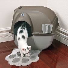 self cleaning cat litter box omega paw rolln clean kitty toilet m cat litter box