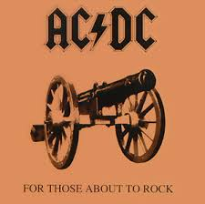 For <b>Those</b> About to Rock We Salute You - Wikipedia