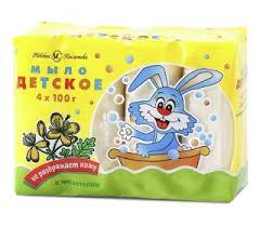 <b>Мыло детское НЕВСКАЯ КОСМЕТИКА</b> с экстрактом чистотела ...