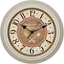 <b>Часы настенные Lefard Chef</b> kitchen, 220-204, бежевый, 30 х 30 х ...