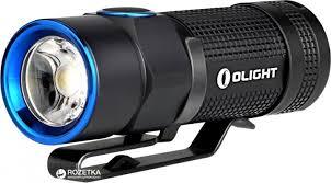 Фонарь Olight S1R Baton Black (23702436). Цена ... - ROZETKA