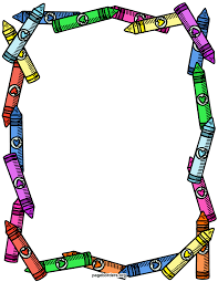 page border clipart for word clipartfest kid