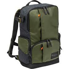<b>Manfrotto</b> Street <b>Camera</b> and Laptop <b>Backpack</b> MB MS-BP-IGR B&H