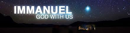 God with me Emmnanuel