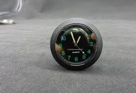 <b>Luminous Auto Gauge</b> Clock Mini Car Air Vent Quartz Clock with clip ...