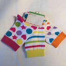 Women's Clothing littleMissMatched <b>Ankle Socks</b> Sz 9-11 ...