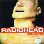 Bends album by Radiohead