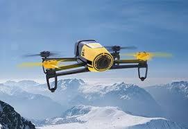 Квадрокоптер <b>Parrot Bebop Drone</b>