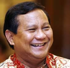 Lama menduda, calon presiden Prabowo Subianto disebut-sebut dekat dengan wanita Thailand