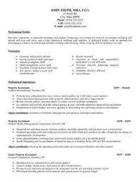 Professional Accountant Resume Example   Latest Resume Format happytom co