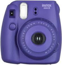 Buy Fujifilm Instax Mini 8 Instant Camera Online at ... - Flipkart.com