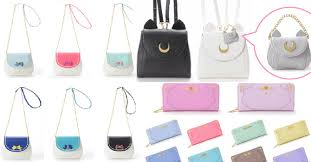 <b>Sailor Moon Samantha Vega</b>: Bag Wallet Purse Isetan 2016