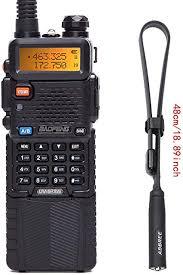 BaoFeng UV-5R High Power Tri-Power Portable Two ... - Amazon.com