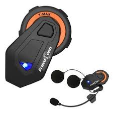 <b>Gocomma Freedconn T</b> - MAX Black Motorcycle Intercoms Sale ...