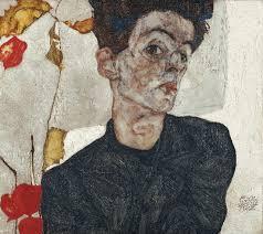 The very famous Egon Schiele