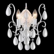 <b>Бра Crystal Lux Sevilia</b> AP2 Silver купить в СПб со скидкой