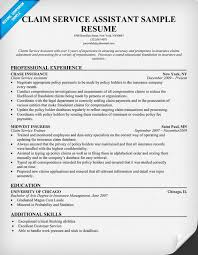 health insurance resumes insurance claims processor resume sample insurance resume examples sample resume claims adjuster resume sample