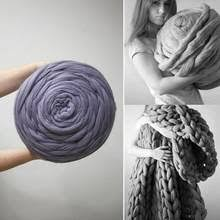 Best value <b>Yarn</b> Super Soft Bulky <b>Arm Knitting Wool</b> Roving – Great ...