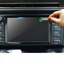<b>Lsrtw2017 Car GPS Navigation</b> Screen Tempered Film For Rav4 ...