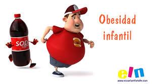 Resultado de imagen para imagenes de obesidad infantil