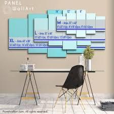 Canvas Art Prints Supplier - 5 Panel Wall Art