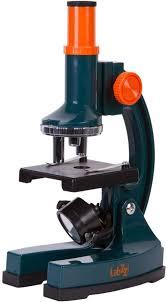 Купить <b>Микроскоп Levenhuk LabZZ M2</b> монокуляр 100-900x на 3 ...