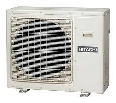 <b>Внешний блок</b> мультизональной системы <b>Hitachi RAM</b>-<b>90QH5</b>