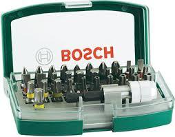 <b>Набор бит Bosch</b> Promoline с цветовой кодировкой, <b>32 шт</b> ...