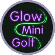 <b>Glow in the</b> Dark Mini Golf - Bath on Ice