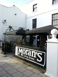metre giant umbrella: giant umbrellas at morans eating house