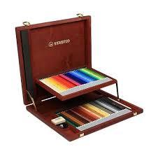"<b>Набор цветных карандашей</b> ""Stabilo CarbOthello"", 60 цветов ..."