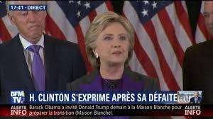 en direct prsidentielle amricaine clinton vs trump les rsultats de llection lexpress apras le discours de celle qui