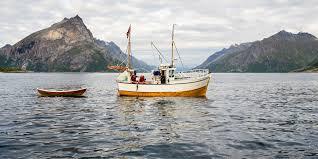 Морская и фьордовая рыбалка в Норвегии | Рыбалка круглый год