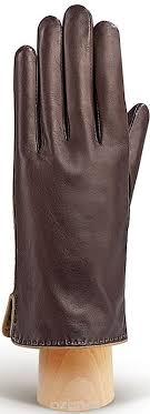 <b>Перчатки мужские</b> Eleganzza, цвет: коричневый. IS313M. Размер 9