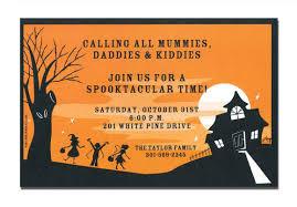 fall invitations fall party activities ideas