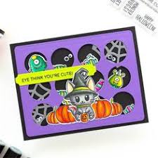 Super Kobi and the Monster Gang <b>Halloween</b> Scene Card | cards ...