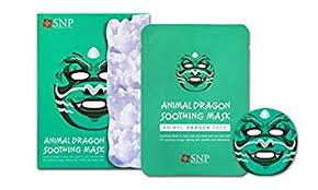 Buy <b>SNP Animal Dragon</b> Soothing Mask, 0.85 Ounce Online at Low ...