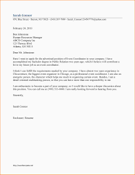 event coordinator cover letter nypd resume related for 7 event coordinator cover letter