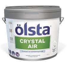 <b>OLSTA Crystal</b> Air База A color 01 (1A RAFF) 0.9 л