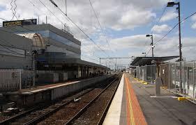 Broadmeadows railway station, Melbourne